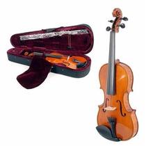 Violin Stradella 4/4 Mod 1411 Studio Estuche +arco+resina
