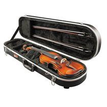 Estuche De Lujo Para Violin Gator Gc Violin 4/4 Ext Abs