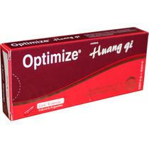 Optimize · Ayuda A Mejorar El Rendimiento Sexual · X8 Cap