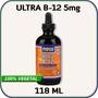 Vitamina B-12 5mg+ C, B1, B2, B3, B5, B6, B7, Fólico (118ml)