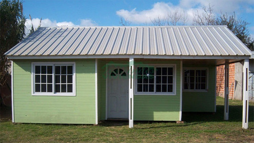 Viviendas casas prefabricadas premoldeadas oferta 30m2 - Casas prefabricadas oferta ...