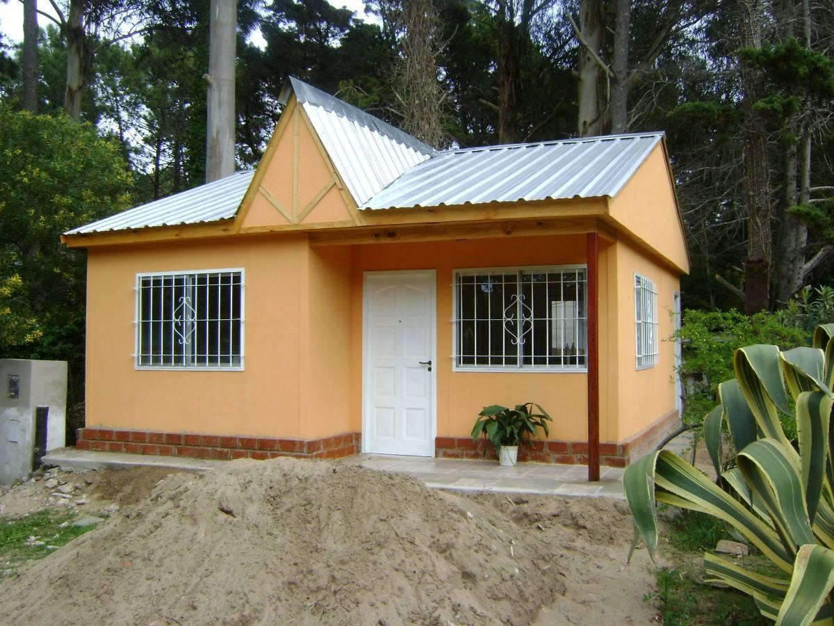 Casa en constructor ventanas de madera prefabricadas for Casas prefabricadas para jardin