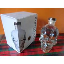 Vodka Cristal Head ,origen Canada ,novedad En El Mercado