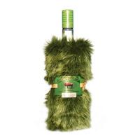 Vodka Zubrowka Con La Piel Del Bisonte Importada De Polonia