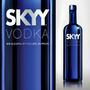 Vodka Skyy Botella 750 Ml
