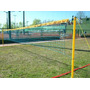 Kit Full Cancha Portátil Tenis / Futbol - Tenis / Voley