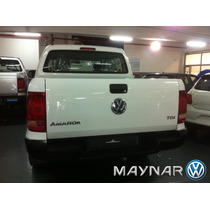 Vw Volkswagen Amarok Startline - Financiada 0% - Mc