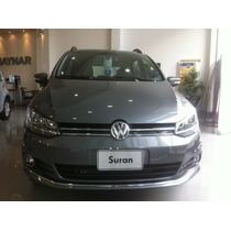 Volkswagen Suran My15 100% Financiado-p