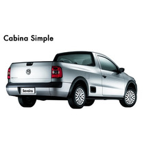 Volskwagen Saveiro Cabina Simple Finaciacion 100%