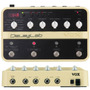 Pedal Vox Delaylab Delay 30 Presets 4 Switch Looper Guitarra
