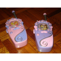 Walkie Talkie Princesas De Disney Excelentes!!!