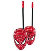 Walkie Talkie Spiderman Hombre Araña