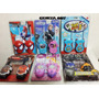Walkie Talkie Transmisor Receptor Cars Spiderman Princesa Ki