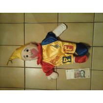 Muñeco Antiguo De Piñon Fijo Para Niños Fanaticos Del Payaso