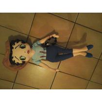 Muñecas Betty Boop Con Distintas Formas De Vestimenta