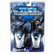 Walkie Talkies Policias