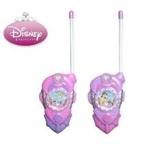 Walkie Talkies Princesas Disney Ditoys Original Delicias3
