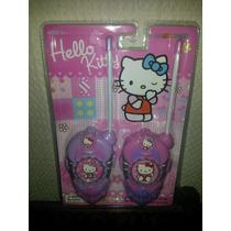 Walkie Tokie Hello Kitty
