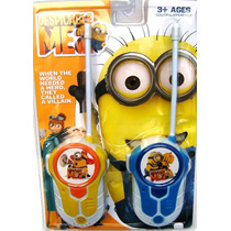 Walkie Talkie Handy Minion