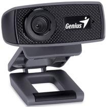 Webcam Camara Web Genius Facecam 1000x Hd 720p Con Micrófono