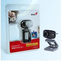 Rosario Webcam Genius Facecam 321 8mp 3x Microfono