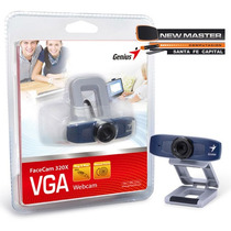 Cámara Web Vga Plug & Play Genius Facecam 320x