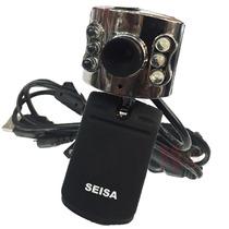 Webcam Camara Usb Infraroja Para Pc Seisa Envio Gratis Cap