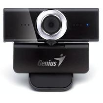 Cámara Web Genius Facecam 1000 Hd Webcam