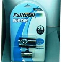 Contrareembolso Web Cam 2 Mp - Conexión Usb - We-132