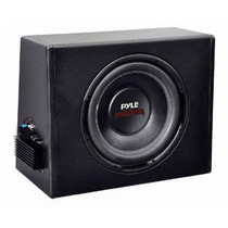 Pyle Plpr12a Woofer 12+potencia+caja Acustica