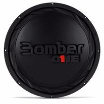 Woofer Bomber One Bobina Simple 12 Pulgadas 200 Rms