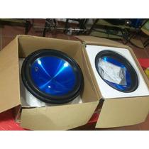 Subwoofer Audiopipe Audio Pipe - 1000 Rms 15 Cono Azul