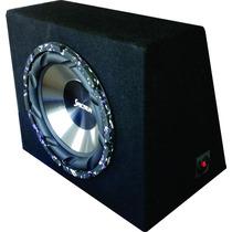 Woofer 12 600wts Spectrum + Caja Acustica Primera Calicad