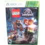 Lego Jurassic World Para X-box 360 . Disco Físico. Nuevo