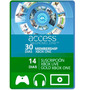 Xbox One Starter Kit : 14 Días Live Gold + 30 De Ea Access