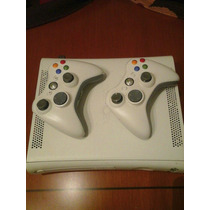 Xbox 360 Arcade 4gb Flash Lt 3.0 + 2 Joysticks + 85 Juegos