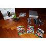 X Box 360 4gb Slim + Joystick + Transformador + 3 Juegos