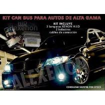 Kit De Xenon Hid Can Bus En Volkswagen Vento Instalado!!!