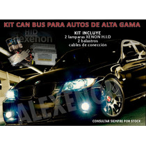 Kit De Xenon Can-bus Vw Sirocco,passat,bora,vento,audi Bmw