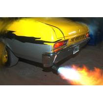 Kit Fuego Escape Motos Y Autos Fogonasos Explosiones Corte !