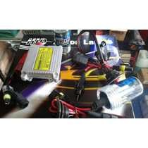 Kit Xenon H1-h3-h7-9006