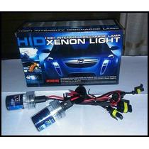 Lampara De Xenon(suelta) H1 H3 H7 H11 9006 6000 K Y 8000 K