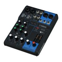 Consola Mixer De Sonido Yamaha Mg06 Nuevo Modelo !!