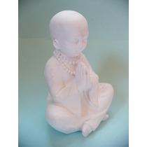 Pieza En Yeso: Buda Bebe.