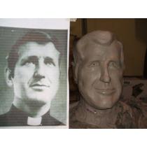 Esculturas Retratos Piedra Madera Yeso Cemento Resina Etc