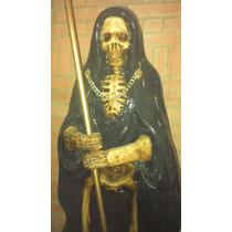 Imagen De San La Muerte 1,15mt. Premium!!!