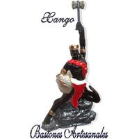 Xango,sango, Imagen 65 Cm Uniko Diseño!!religion Umbanda
