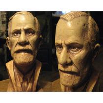 Busto De Sigmund Freud, Nietzsche, Cortazar, Geniol, Lenin,