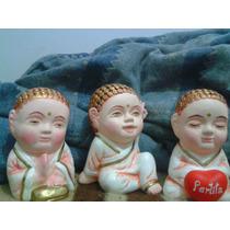Hermosos Budas Bebe Yeso 13 Cm Los Mejores En El Sitio