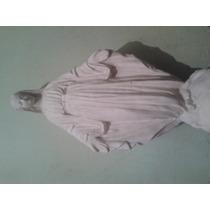 Molde Virgen Medalla Milagrosa 42 Cm